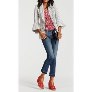 CAbi Kick It Crop Jeans 5307
